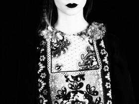 Makeup: Sarah Stonehouse of F.A.C.E Makeup Artistry - Hair: John at Saints Hair - Photography: Christopher Hodge